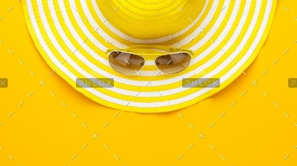 sunglasses-and-striped-retro-hat-PGEBDPR